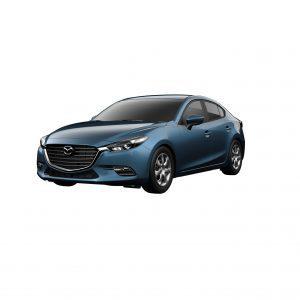 Mazda3 BM (2014-)