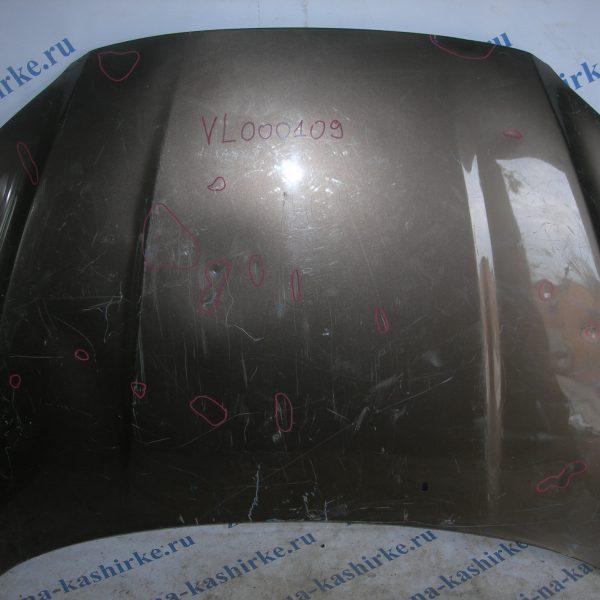 Капот Volvo S80
