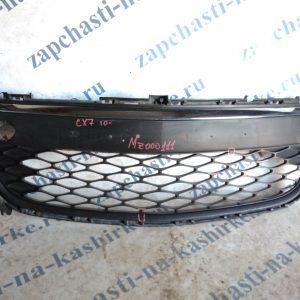 Решетка бампера Mazda CX7 2010