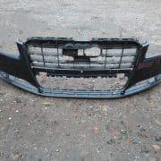 Бампер передний Audi A8 2013