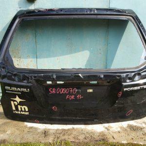 Subaru Forester Крышка багажника бу 60809SG0009P 60809SG0109P 60809SG0509P